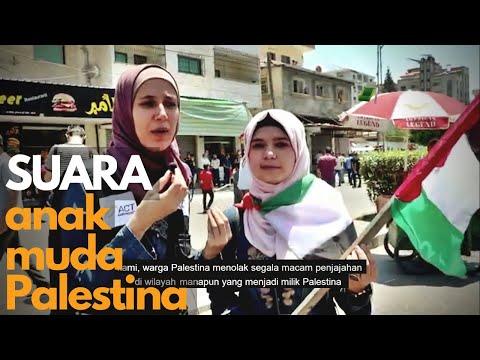 Begini Bukti INDONESIA Dukung Penuh KEMERDEKAAN PALESTINA!