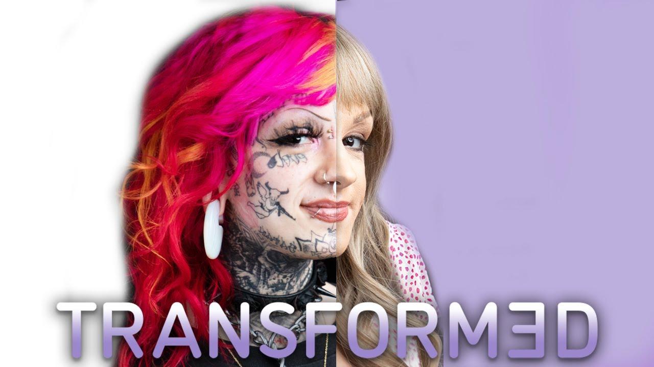 Alternative Model Gets A Mom Makeover  | TRANSFORMED