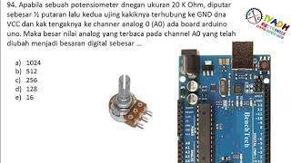 94 Pembahasan Soal Uji Pegetahuan Ppg Teknik Elektro Ketenagalistrikan/elektronika/smk/skb Cpns/unbk