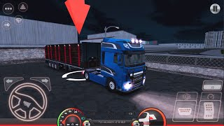 Truckers of Europe 2 Ep5 - Logs Transport to Munich Truck Driving Android iOS Gameplay screenshot 4