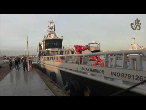 Operazione NEMESIS: l'undicesima campagna antartica in difesa delle balene