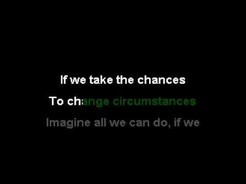Disney Friends for Change - Send it On [Instrumental]