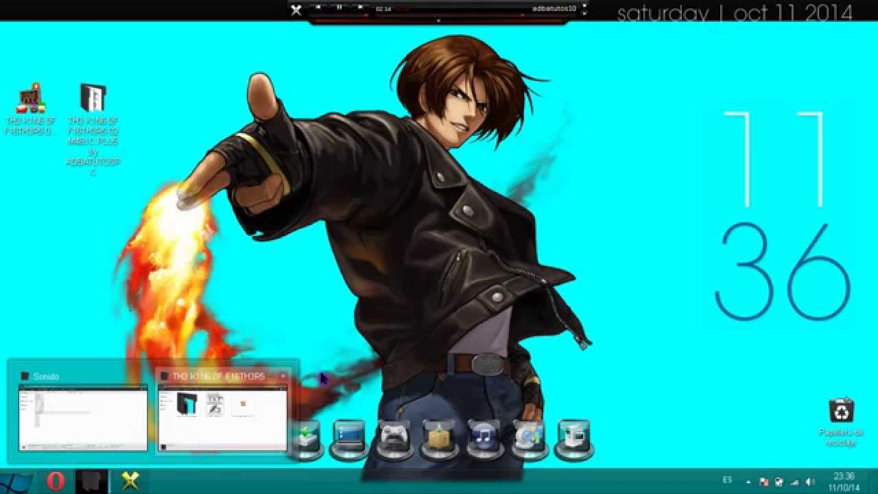 Juegos De The King Of Fighters 2002 Magic Plus