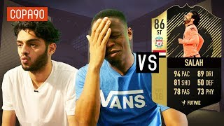 COPA 90 | FIFA 18 TEAM OF THE WEEK CHALLENGE | EPISODE 4 | TOTW 8