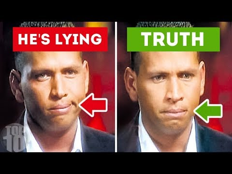 10 Ways To Know Someone Is Lying