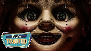 ANNABELLE 2 CREATION MOVIE REVIEW - Double Toasted Review