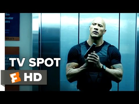 Central Intelligence TV SPOT - People Can Change (2016) - Dwayne Johnson, Kevin Hart Comedy HD