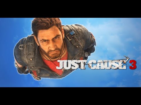 Just Cause 3,  360° Wingsuit Ride