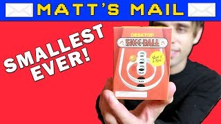 Game | World s Smallest Skee Ball Arcade Game! Matt s Mail | World s Smallest Skee Ball Arcade Game! Matt s Mail