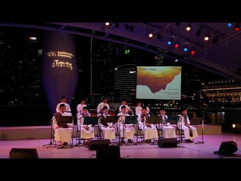 A Tapestry Of Sacred Music: Ikhwanul Muntaqa @ Esplanade Outdoor Theatre (Part 1)