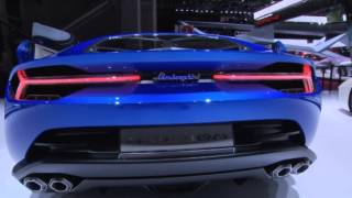 Lamborghini Asterion LPI 910-4 Il primo dimostratore di tecnologia ...