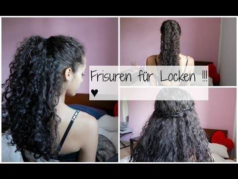 Sommer frisuren fur naturlocken