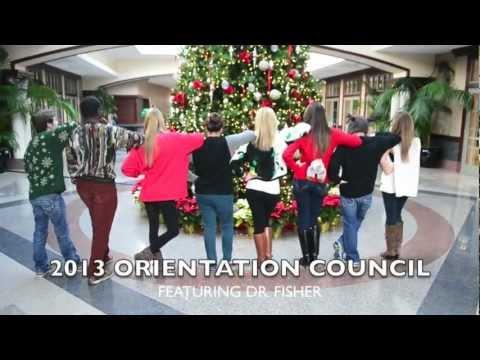 Introducing the 2013 Orientation Council-Belmont University