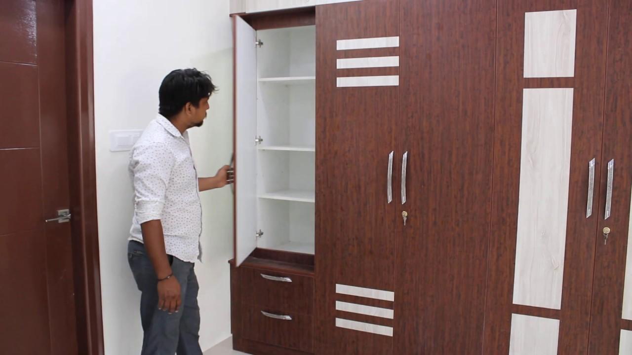 Woodlab Interiors Best Interior Designers In Bangalore Master Bedroom Wardrobe Designs Youtube