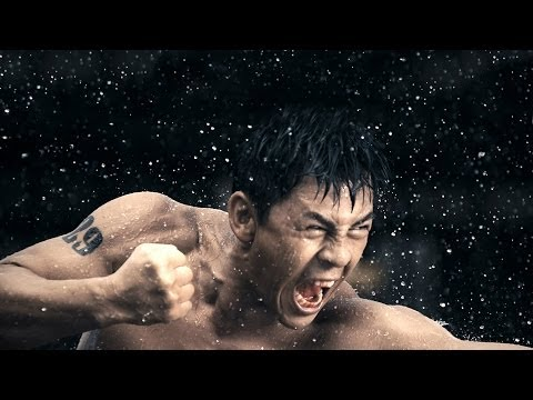 The Wrath of Vajra Official Trailer #1 (2014) Yu Xing, Martial Arts Movie HD