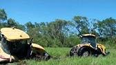 John Deere ,Claas Axion Cat Mt765 stecken im Schlamm John Deere, Claas and Cat stuck in the mud
