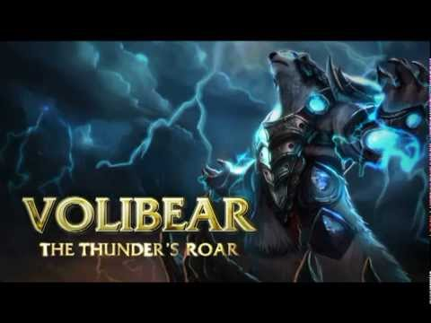 Epic Music For Epic Playing As: Volibear
