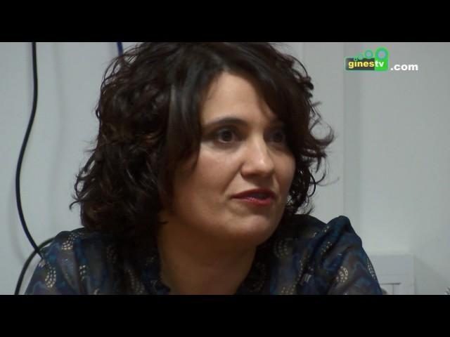 "La obra ""Una imperfecta flor inglesa"", de Concha Álvarez se presentó este lunes en Gines"