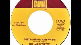 "Marvelettes – ""Destination Anywhere"" (Tamla) 1968"