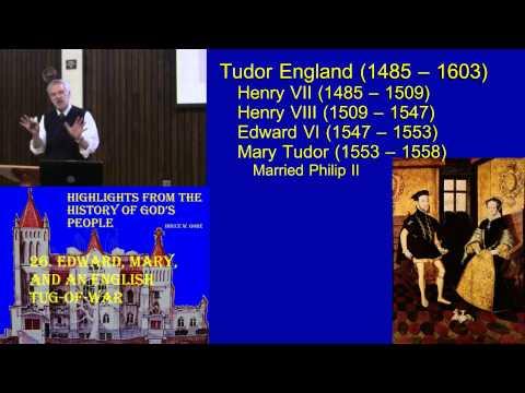 Edward VI, Mary Tudor, and an English Tug of War