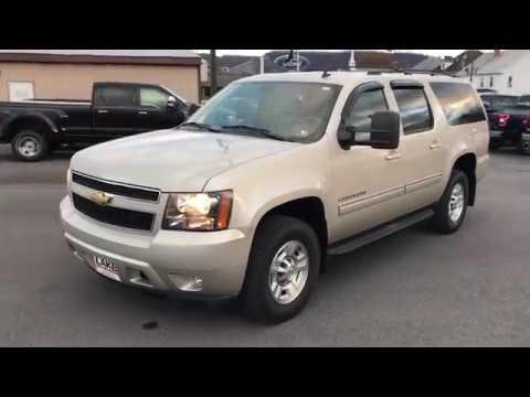 Suburban 2500 at Lake Chevrolet in Lewistown PA - YouTube