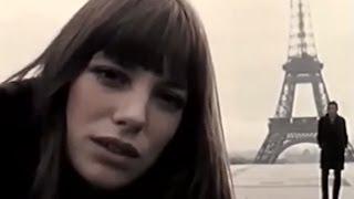 Je T'aime [Serge Gainsbourg et Jane Birkin] Original Music Video