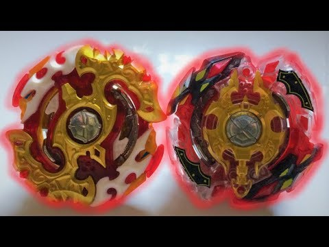 Spryzen Requiem S3 0 Zeta vs Legend Spryzen S3 7 Merge : Beyblade Burst Evolution