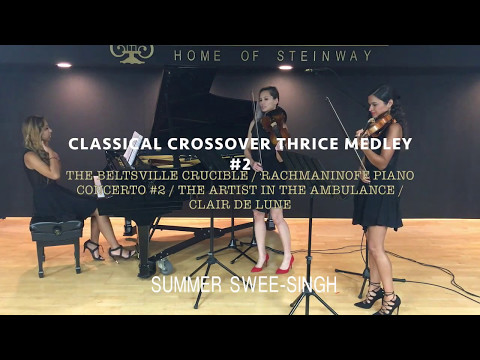 Thrice Classical Crossover Medley #2: The Beltsville Crucible / The Artist in the Ambulance