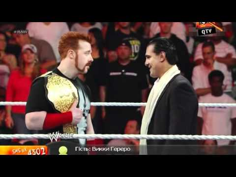 Wwe monday night raw supershow qtv youtube - Monday night raw images ...