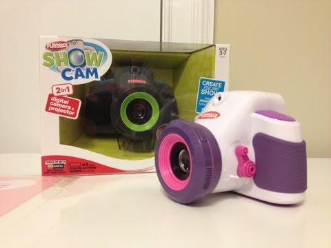 Playskool Showcam 2 In 1 Digital Camera And Projector The_Engineering_Family