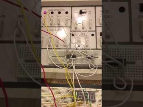 Digital Electronics Project