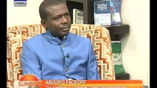 ASUU Strike: Lawyer Links Strike To Government's Lack Of Integrity Prt2