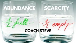 Scarcity vs. Abundance