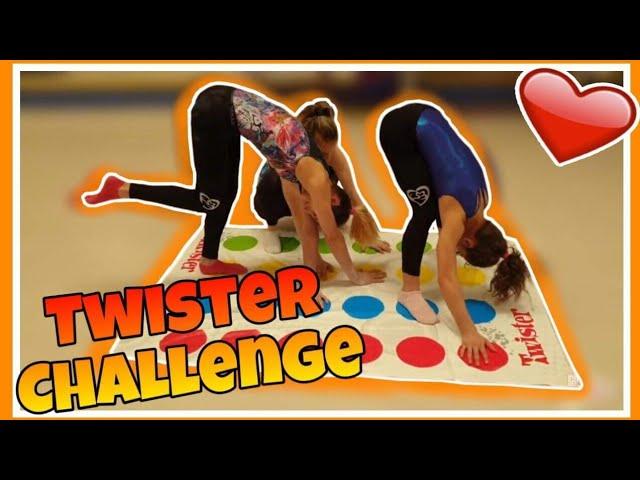Giochiamo a TWISTER!!! Chi vincerà? ginnastica artistica CSB