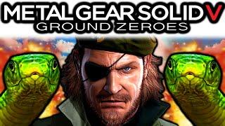 Metal Gear Solid V: Ground Zeroes - Big Boss Battlefield
