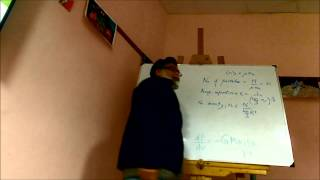 Chandrasekhar Limit a student derivation4