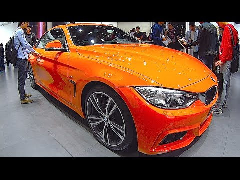 bmw 4 series bmw 425i 2016 2017 video interior. Black Bedroom Furniture Sets. Home Design Ideas