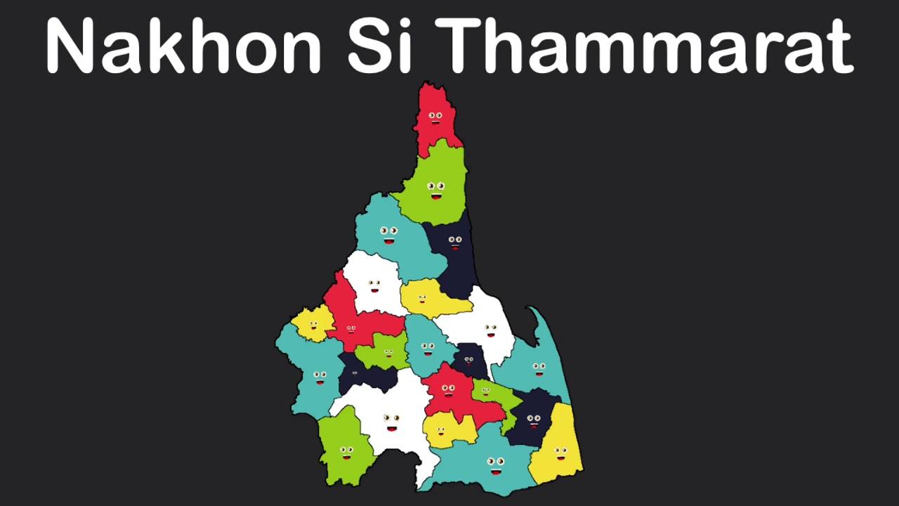 Nakhon Si Thammarat Geography