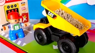 Big trucks - Tractors for children - Tractor videos for children - Tractors