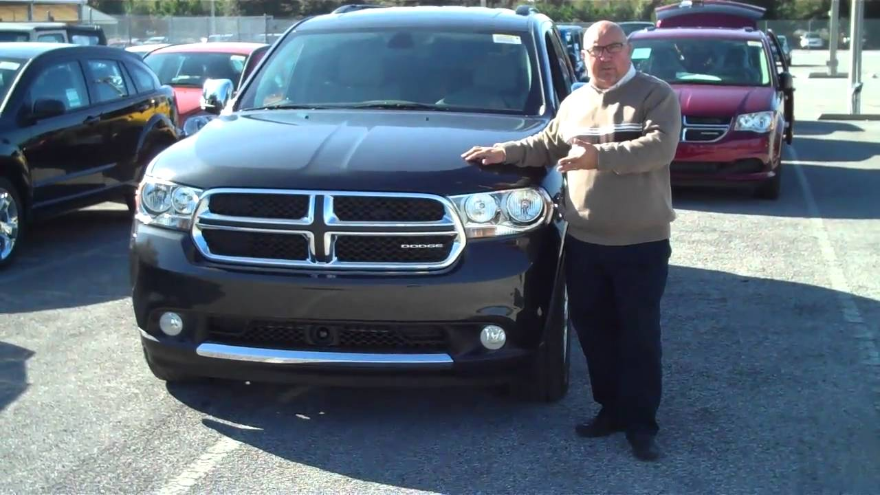 2011 Dodge Durango   Greenway Dodge Chrysler Jeep