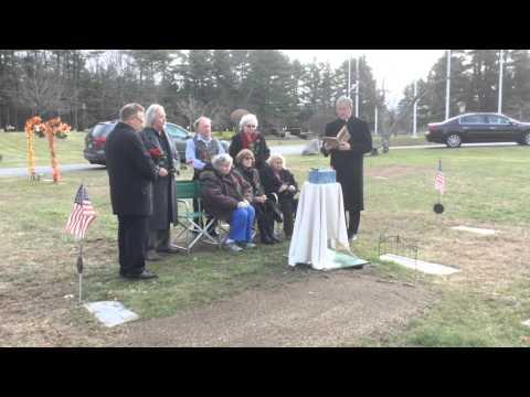 Annette Cote -Funeral service