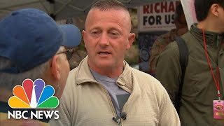 West Virginia Democrat Richard Ojeda Isn't Afraid Of Fighting | NBC News