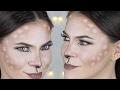 Bambi KARNEVALS Makeup-Tutorial  + Geweih DIY | Pia Pietsch