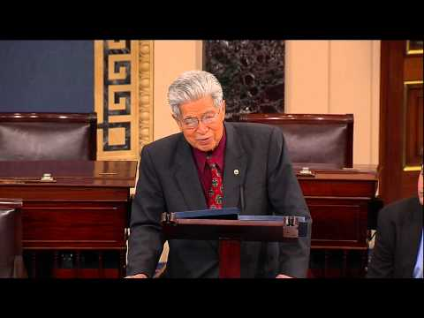 Senator Akaka mourns the passing of Senator Daniel K. Inouye