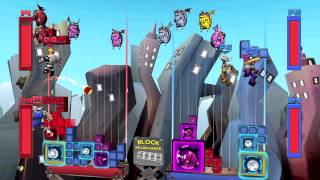 Slam Bolt Scrappers Gameplay Trailer