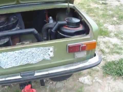 Переделка авто на дрова