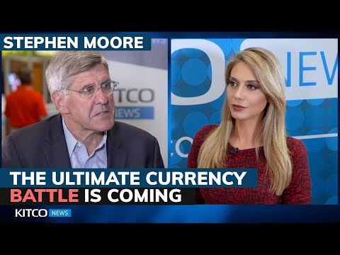 Economist: Currency battle between BTC, USD, and the digital dollar is coming