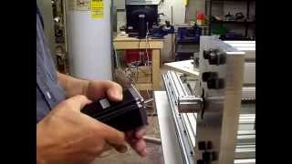 Cnc Router Build Part 8 Testing & Installing Motors