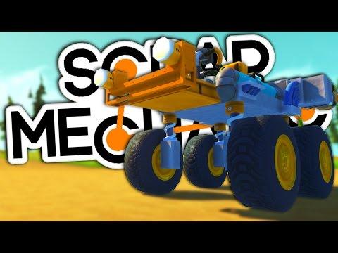 ROCKET CAR | Scrap Mechanic #1