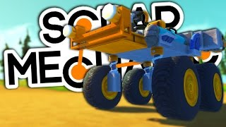 ROCKET CAR | Scrap Mechanic #1